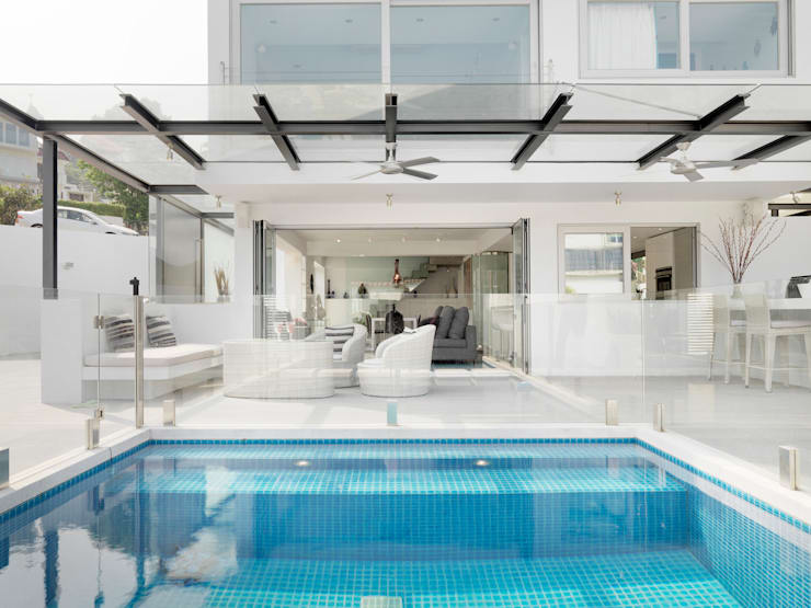 Pool by Original Vision, Modern