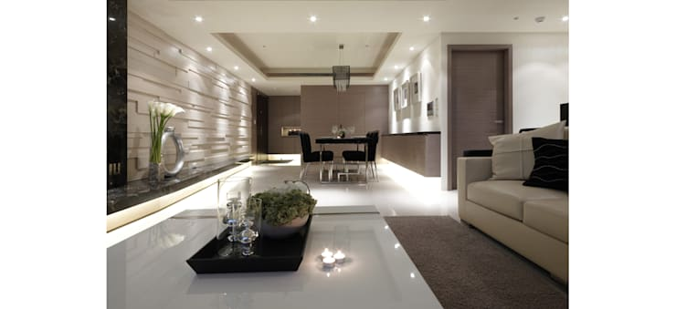 Wände von 鼎爵室內裝修設計工程有限公司,