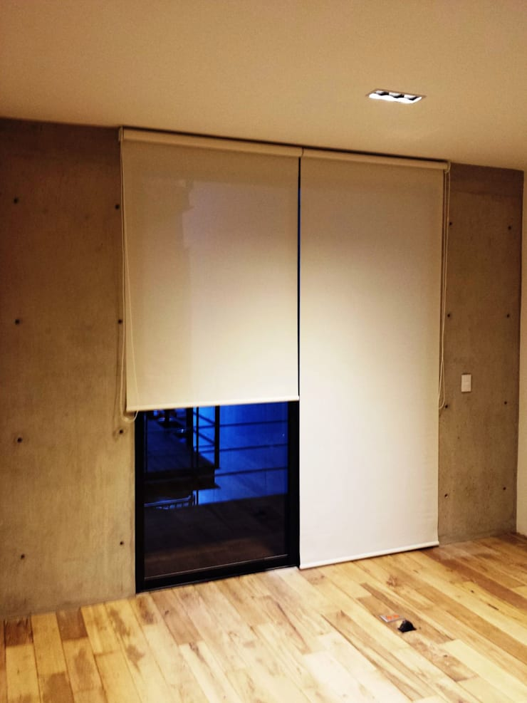 Small bedroom by Inova Diseño y Decoracion ,