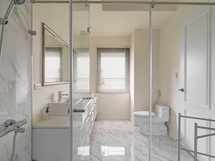 歸真返璞:  浴室 by 舍子美學設計有限公司