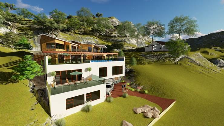 HOUSE MONTGOMERY:  Walls by NDLOVU DESIGNS