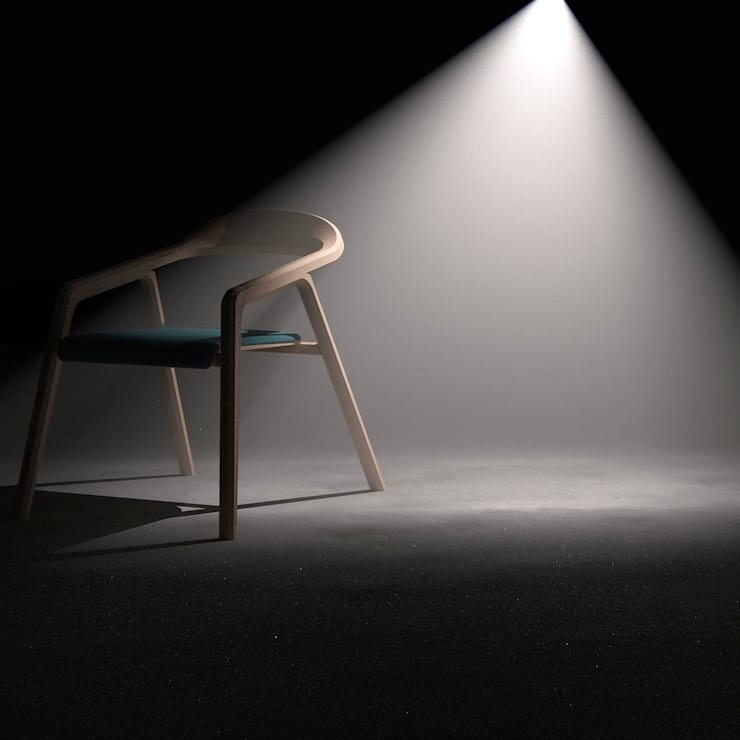 Silla Elapso : Estudio de estilo  por Cubeconcept.studio