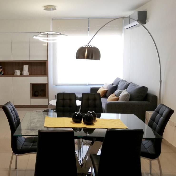 Proyecto Salta Tower: Comedores de estilo  por Red Arquitectos,Moderno