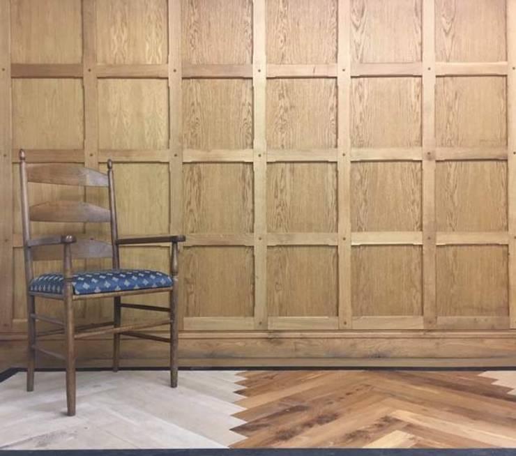Floors by Wood Flooring Engineered Ltd - British Bespoke Manufacturer