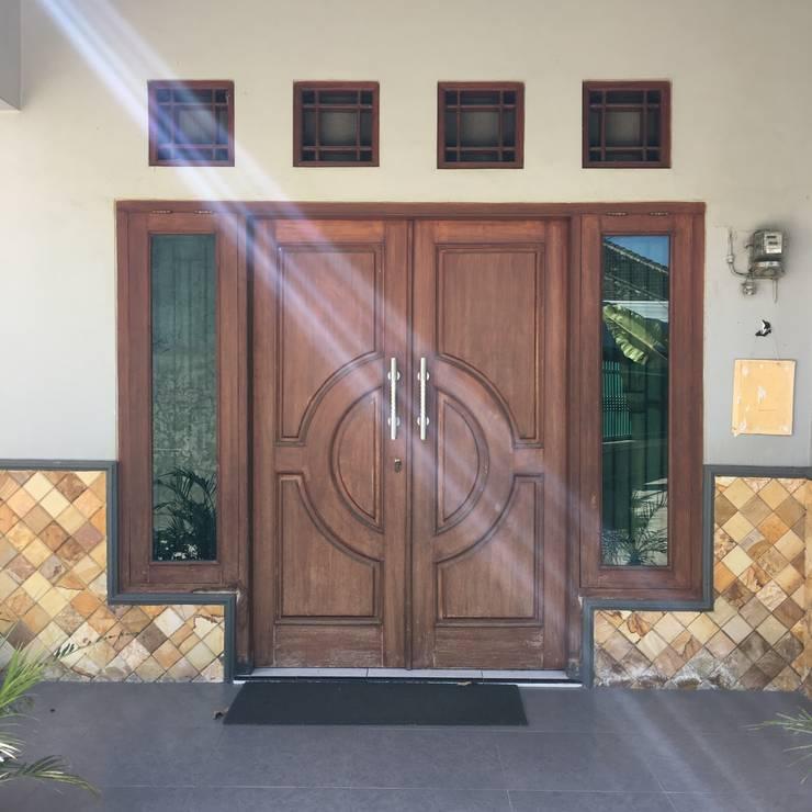 Windows & doors  by Haritsah Tutuko - homify