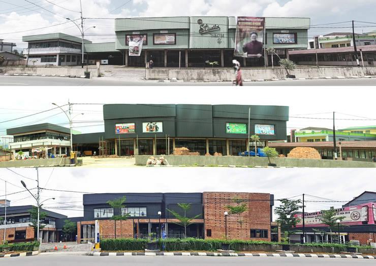 Exterior - Construction Process:  Pusat Eksibisi by PHL Architects