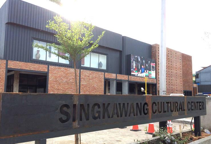 Exterior - After SCC:  Pusat Eksibisi by PHL Architects