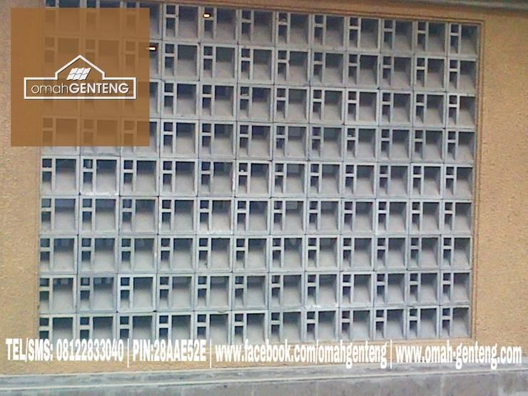 HP/WA: 08122833040 - Roster Beton Malang - Omah Genteng: Hotels oleh Omah Genteng, Minimalis Beton