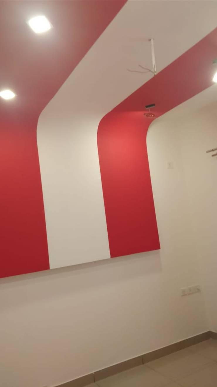 Corridor & hallway by SSDecor, Modern Engineered Wood Transparent