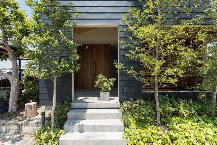 横山町のいえ: 安江怜史建築設計事務所が手掛けた家です。