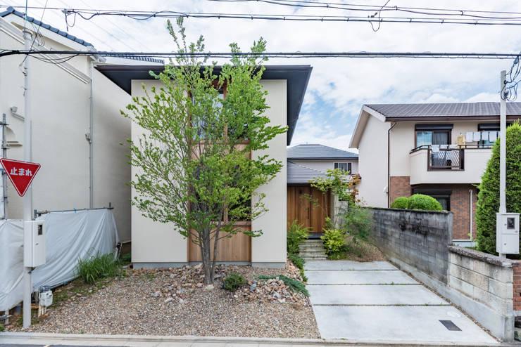 西京区のいえ: 安江怜史建築設計事務所が手掛けた家です。