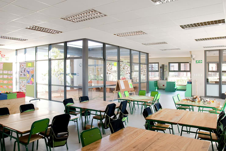 Junior Classroom:  Schools by Activate Space