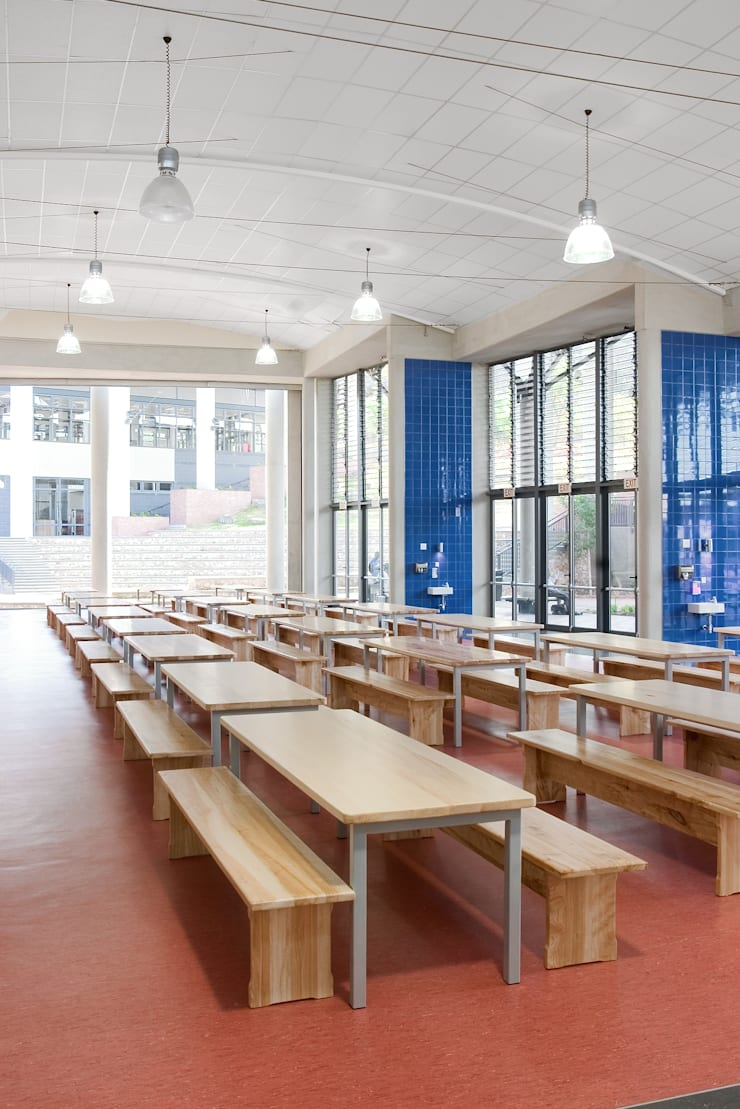 Canteen:  Schools by Activate Space