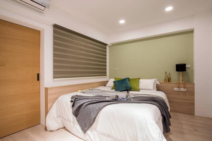Bedroom oleh 解構室內設計