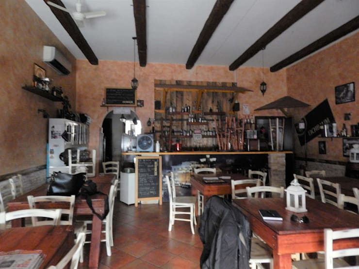 Restaurants de style  par Meraki di Irene Mancini