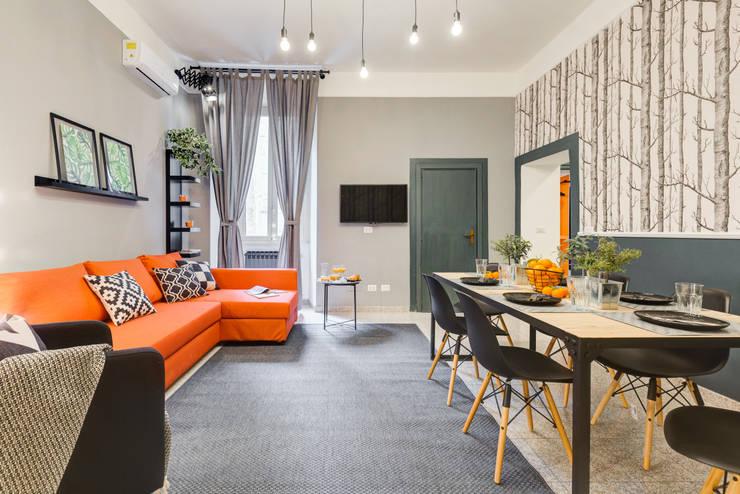 餐廳 by Creattiva Home ReDesigner  - Consulente d'immagine immobiliare