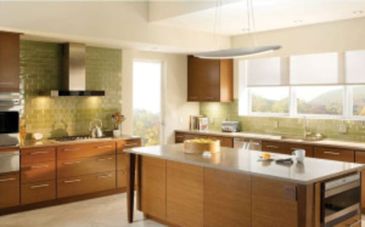 Kitchen units by Integrated Home and Office, Modern