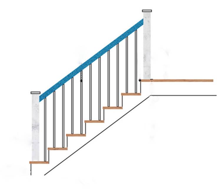 2. Đá Marble ốp cầu thang liệu có thích hợp :  Artwork by Công ty TNHH truyền thông nối việt