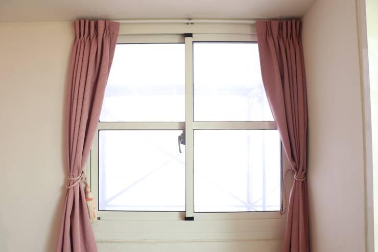 氣密窗施工前 by 鵝牌氣密窗-台中直營店