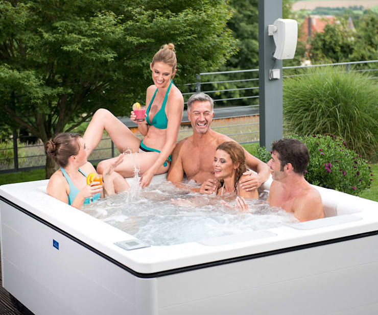 Сад by SPA Deluxe GmbH - Whirlpools in Senden