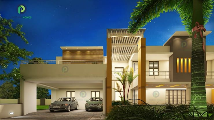 Houses by Prithvi Homes