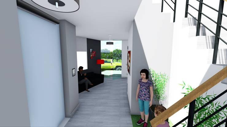 DEPARTAMENTOS EN VENTA: Casas multifamiliares de estilo  por Inter Designer,