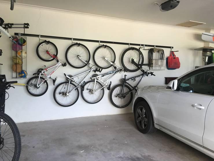 Garajes de estilo moderno de MyGarage Moderno