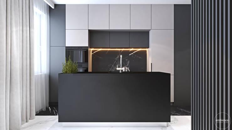 Kitchen by Ambience. Interior Design, Modern