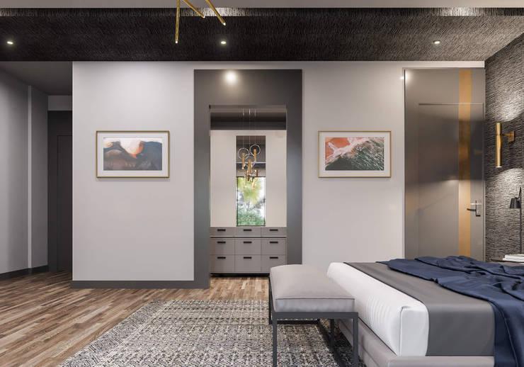 ห้องแต่งตัว by ANTE MİMARLIK