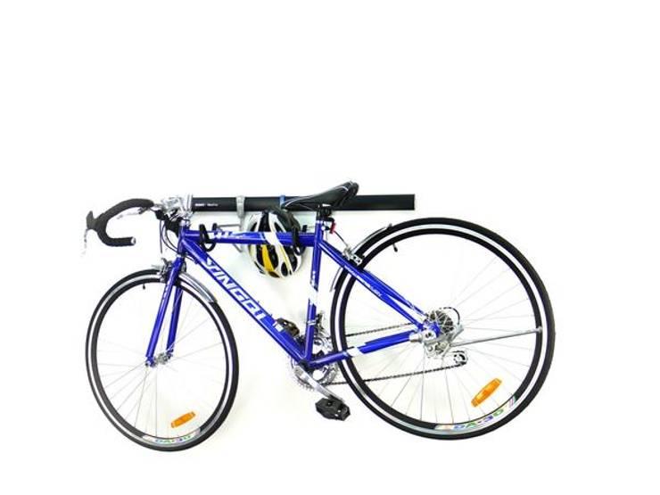 Bike Storage Ideas for your Garage Wall:  Garages & sheds by MyGarage