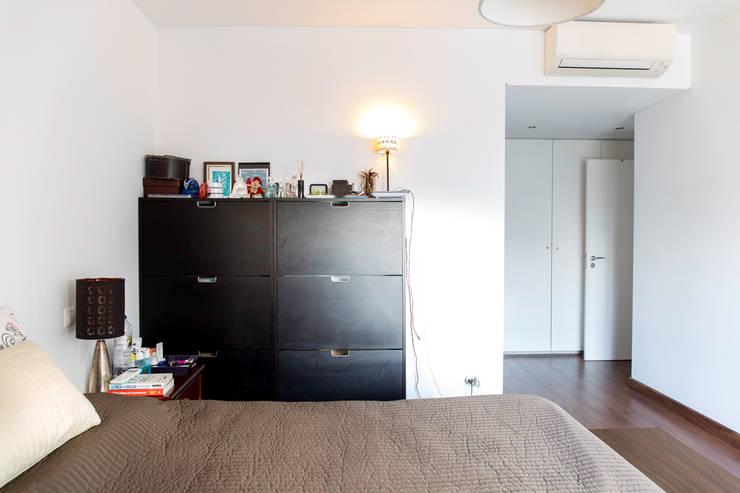 Schlafzimmer von HOUSE PHOTO