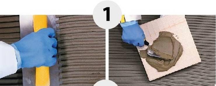 2. Những lưu ý khi sử dụng keo dán gạch đá Cá Sấu Hà Nội:  Artwork by Công ty TNHH truyền thông nối việt
