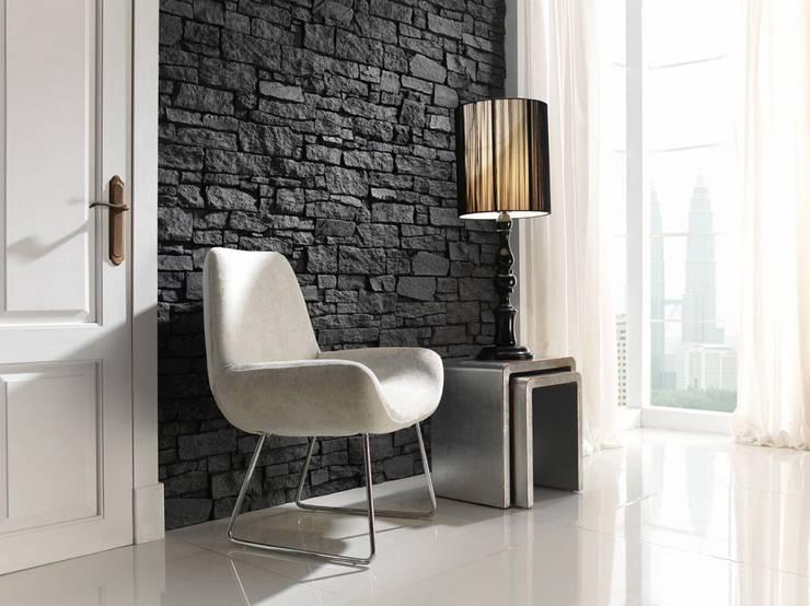 Paisajismo de interiores de estilo  de Công ty CP XD và TM Newland Việt Nam