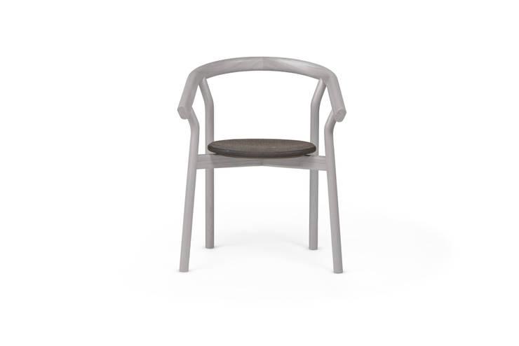 DORA chair - Elegant Grey: Casa  por DAM