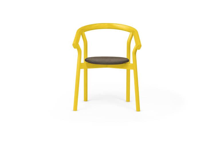 DORA chair - Dry Yellow: Casa  por DAM