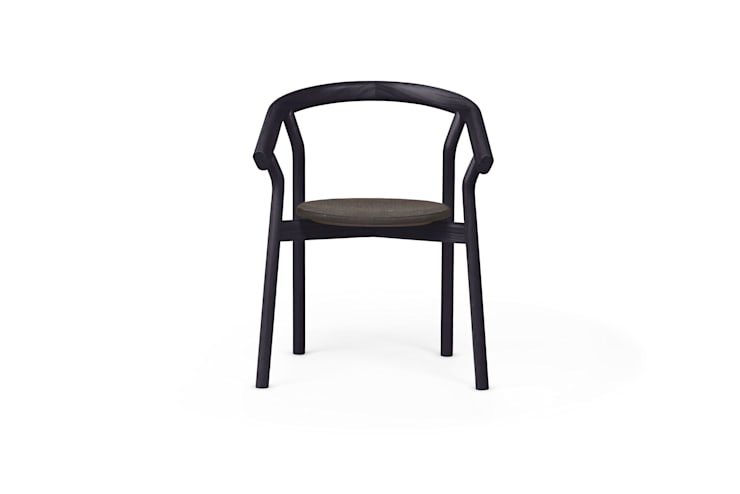 DORA chair - Grumpy Black: Casa  por DAM