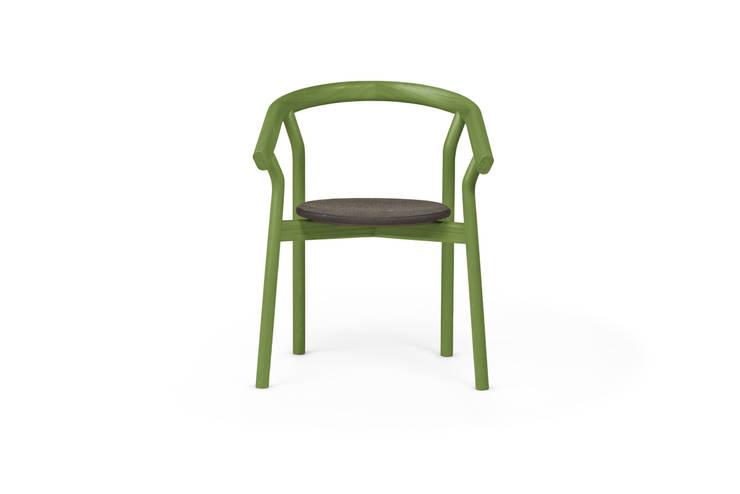 DORA chair - Sleepy Green: Casa  por DAM