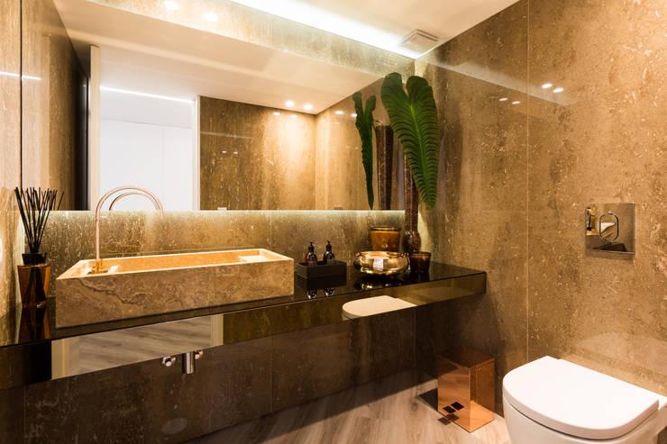 Bathroom by 1870 ARQUITECTURA | INTERIORES
