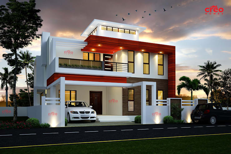 Houses by CreoHomes Pvt Ltd
