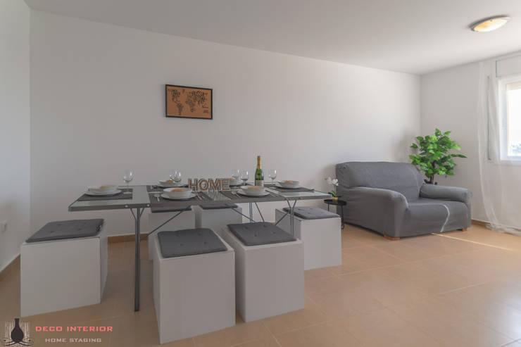 Phòng ăn theo Home Staging Tarragona - Deco Interior, Công nghiệp