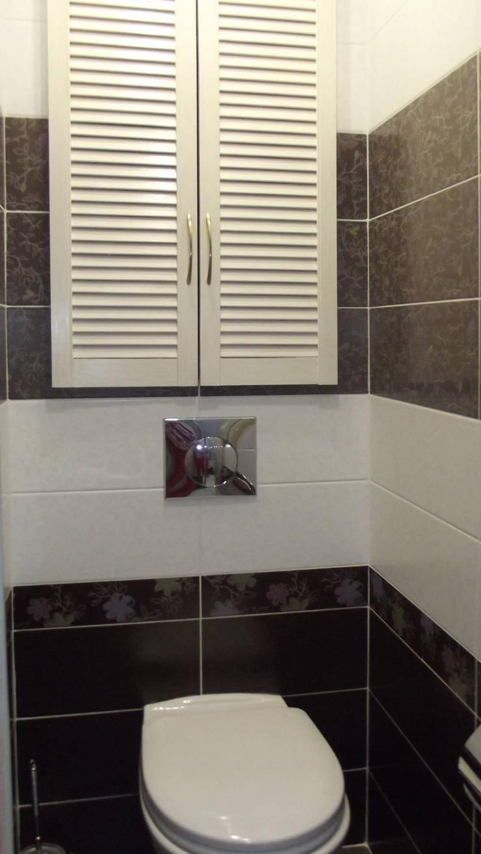 МОП квартиры ЖК Юго-Запад:  Bathroom by Елена Колембет