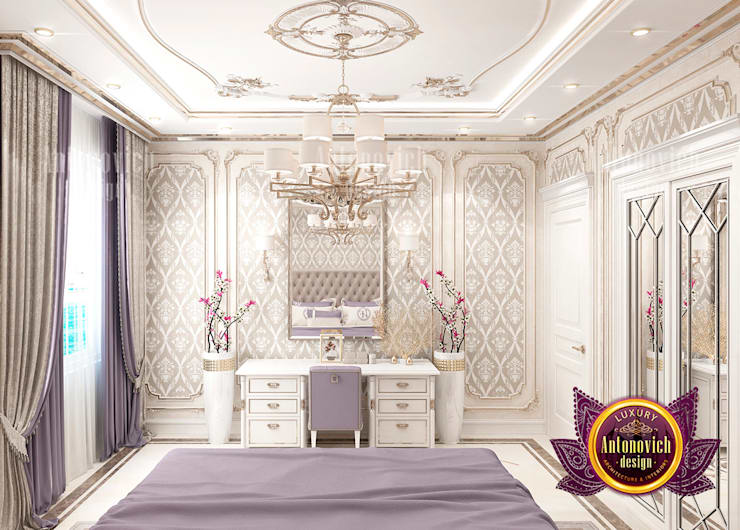 "Grand Superb Bedroom Interior Design: {:asian=>""asian"", :classic=>""classic"", :colonial=>""colonial"", :country=>""country"", :eclectic=>""eclectic"", :industrial=>""industrial"", :mediterranean=>""mediterranean"", :minimalist=>""minimalist"", :modern=>""modern"", :rustic=>""rustic"", :scandinavian=>""scandinavian"", :tropical=>""tropical""}  by Luxury Antonovich Design,"