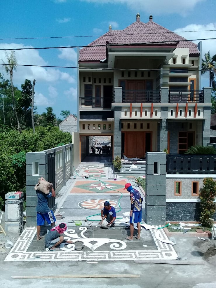 Koral Sikat:   by Jasa Tukang Pasang Carport Batu Sikat