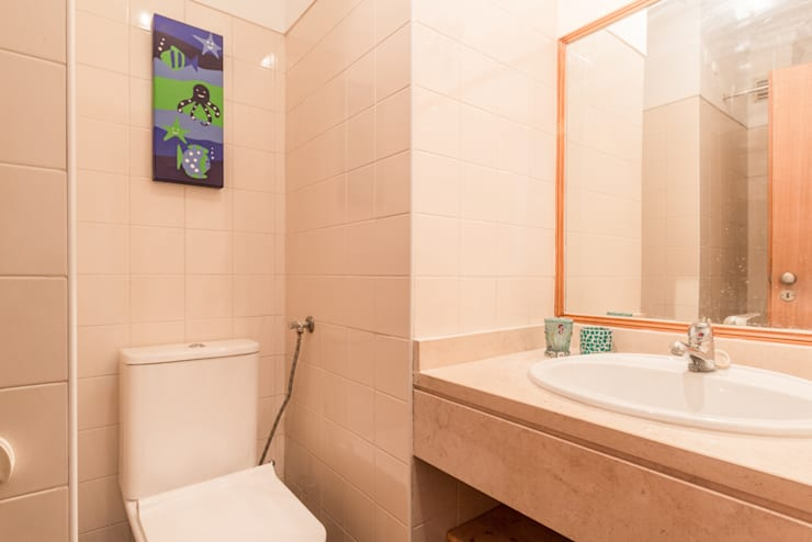 Banheiros  por HOUSE PHOTO