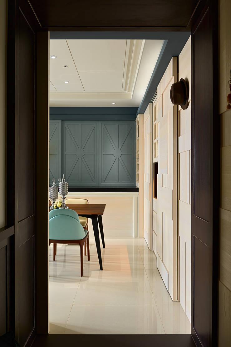 生活與設計平行:  牆壁與地板 by 寬林室內裝修設計有限公司