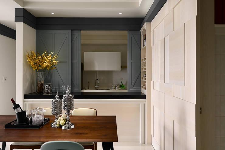 生活與設計平行:  室內景觀 by 寬林室內裝修設計有限公司