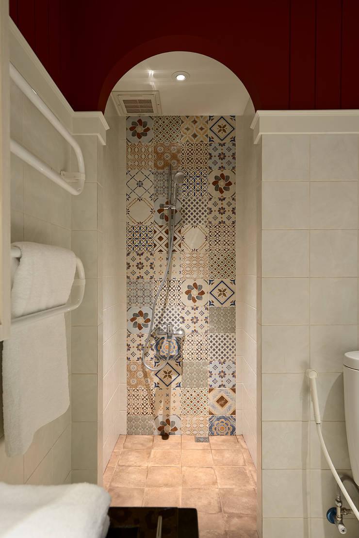生活與設計平行:  衛浴 by 寬林室內裝修設計有限公司
