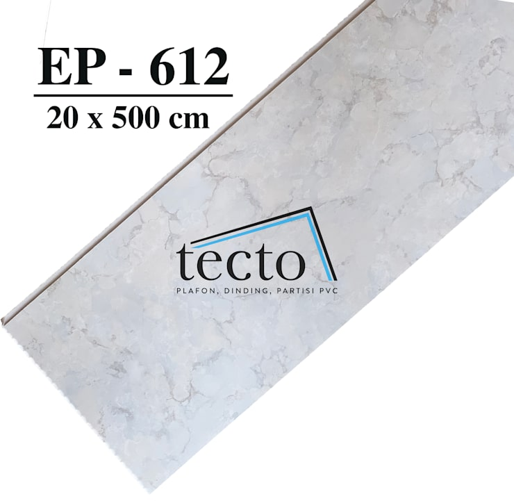 Walls & flooring by Tecto Plafon