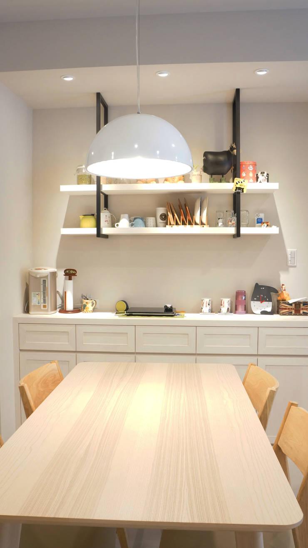 餐廳:  餐廳 by 璞玥室內裝修有限公司
