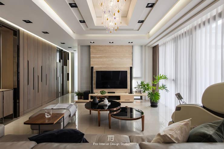客廳:  客廳 by 璞玥室內裝修有限公司